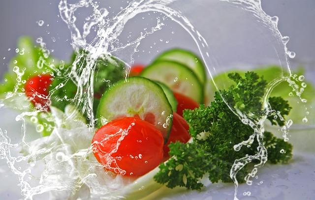 dieta warzywna - domowy sposób na hemoroidy